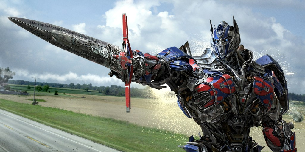 """Transformers: Age of Extinction"": Michael Bay unleashed"