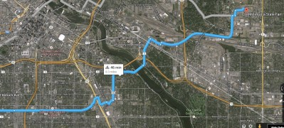 Biking from Uptown Minneapolis to the Minnesota State Fair: What a long, strange trip