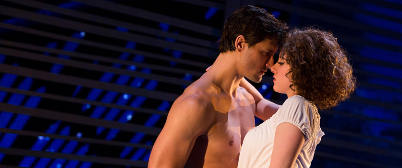 """I saw """"Dirty Dancing: The Classic Story On Stage"""" with my mom"""