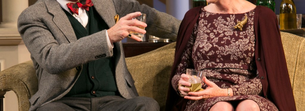 "Guthrie Theater's ""Cocktail Hour"": Well, half of the title is true"