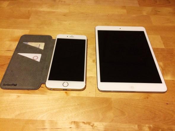I still like my iPad Mini, even though it doesn't have retina display.