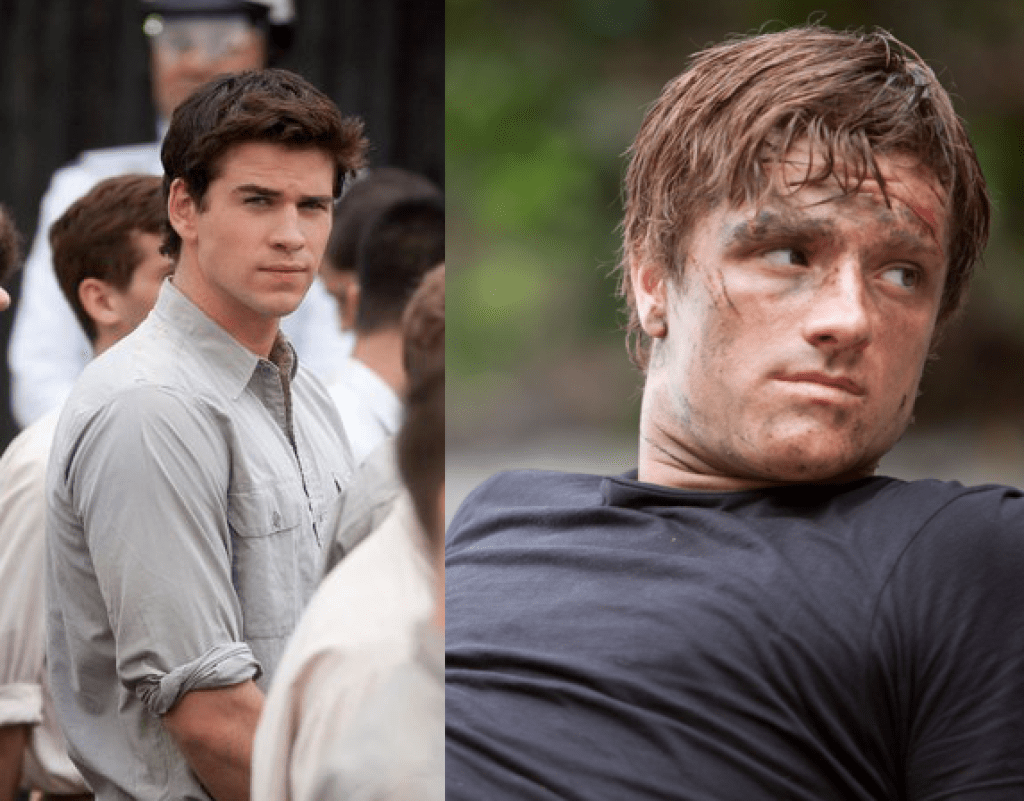 "We Tried to Think of Punny Ways to Say ""Gale is Hotter than Peeta"""