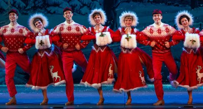 """Take your family's snow fetishist to """"Irving Berlin's White Christmas"""""""