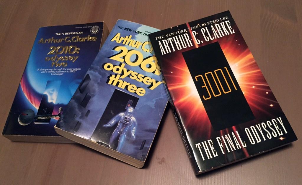 """2001"" after Kubrick: Revisiting Arthur C. Clarke's sequels"