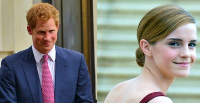 Things Prince Harry and Emma Watson have in common