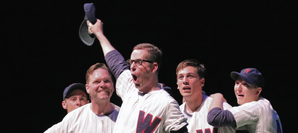 """Damn Yankees"" at the Ordway: A Familiar Tale, Told Well"