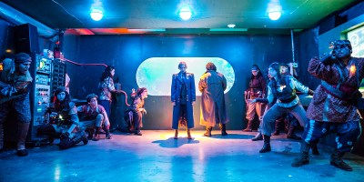 """""""20,000 Leagues Under the Sea"""": Finding Nemo with the Children's Theatre Company"""