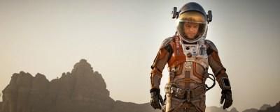 """The Martian"" movie: A smug motherfucker, marooned"