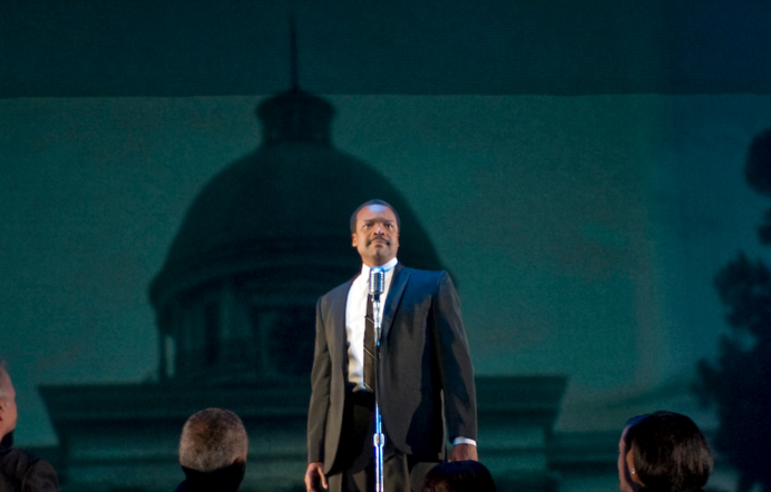 """Christopher Hampton's """"Appomattox,"""" at the Guthrie Theater, Takes the Safe Road Through History"""