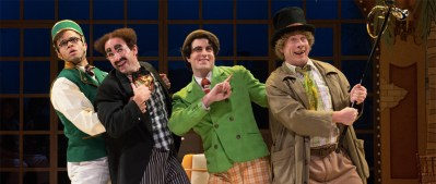 "Guthrie Theater's ""Cocoanuts"" Reheats the Marx Brothers"
