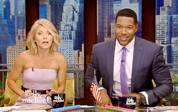 """My Requests for Who Will Replace Michael Strahan on """"Kelly and Michael"""""""