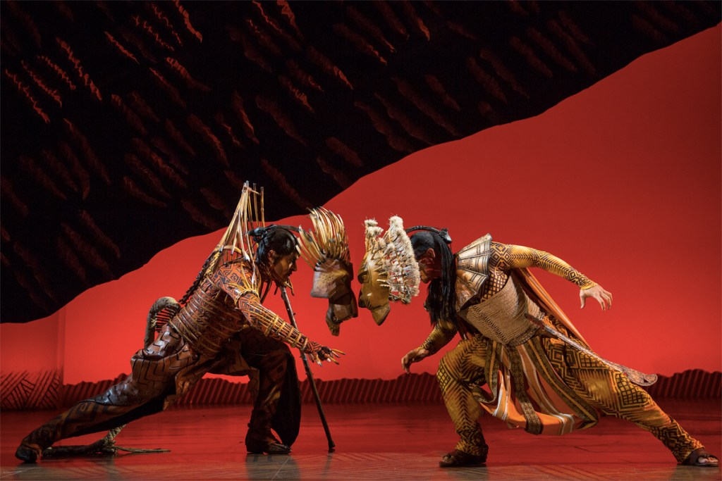 """""""The Lion King"""" Roars Again at the Orpheum Theatre"""