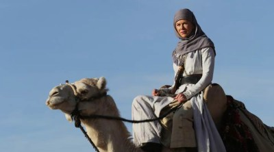 """Queen of the Desert"": Werner Herzog Puts White Privilege On a Camel"