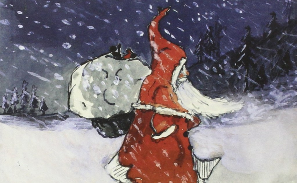 "Christmas Audiobook Review: J.R.R. Tolkien's ""Letters from Father Christmas"""