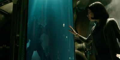 """""""The Shape of Water"""": A Love Story Sans Towel"""