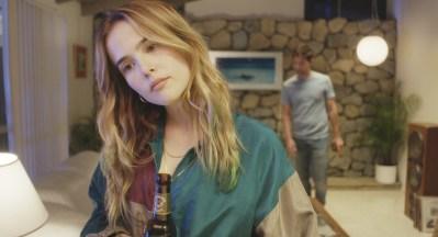 """""""Flower"""" Takes the Bloom Off Zoey Deutch"""
