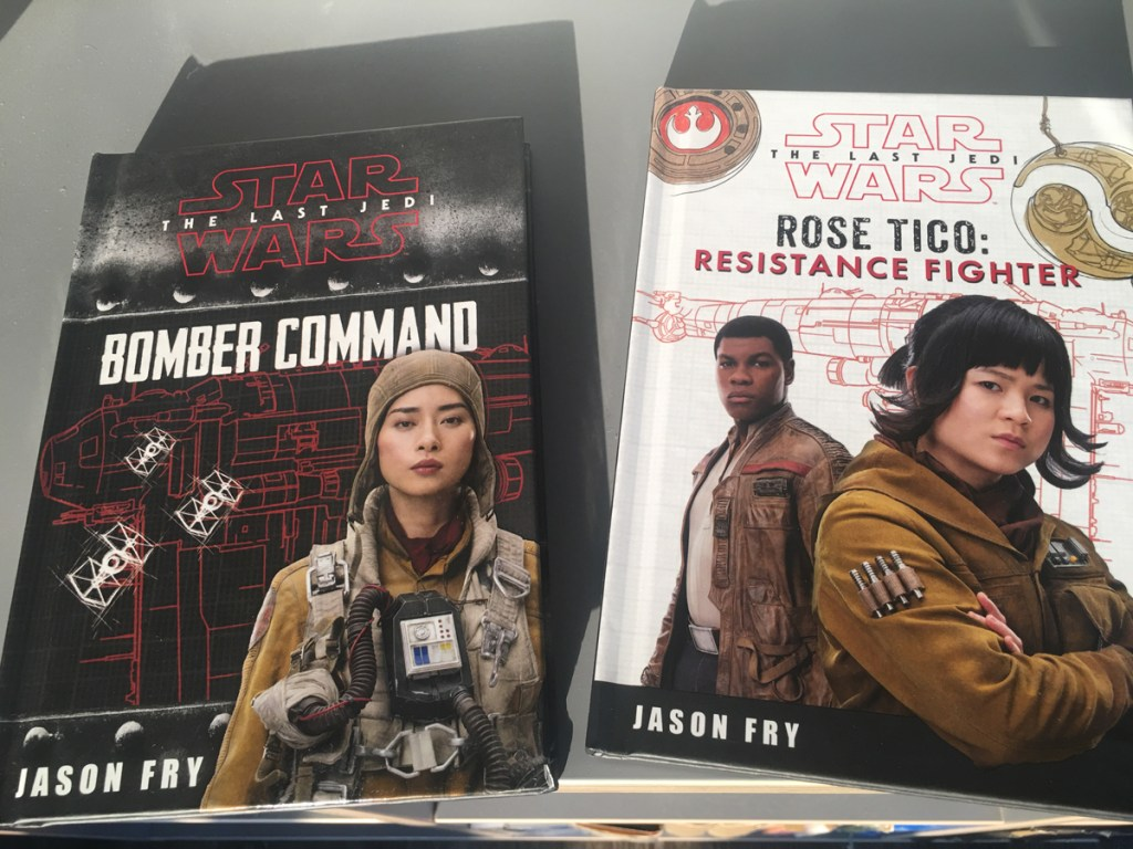 """Book Review: Jason Fry Follows """"Star Wars: The Last Jedi"""" Through the Eyes of the Tico Sisters"""