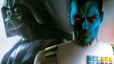 "Audiobook Review: Star Wars ""Thrawn: Alliances"" Pairs a Blue Man with a Dark Lord"
