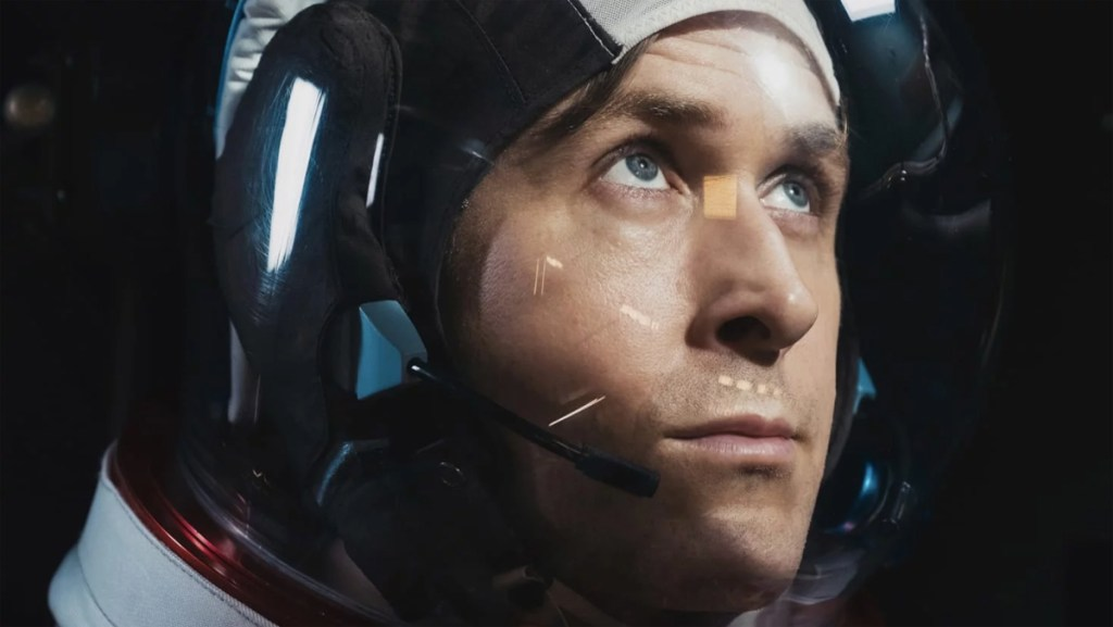 "Movie Review: Neil Armstrong Biopic ""First Man"" Is a Stunning and Strange Apollo Epic"