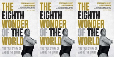 "Book Review: ""Eighth Wonder of the World"" Tells the Story of André, the Gentle Giant"