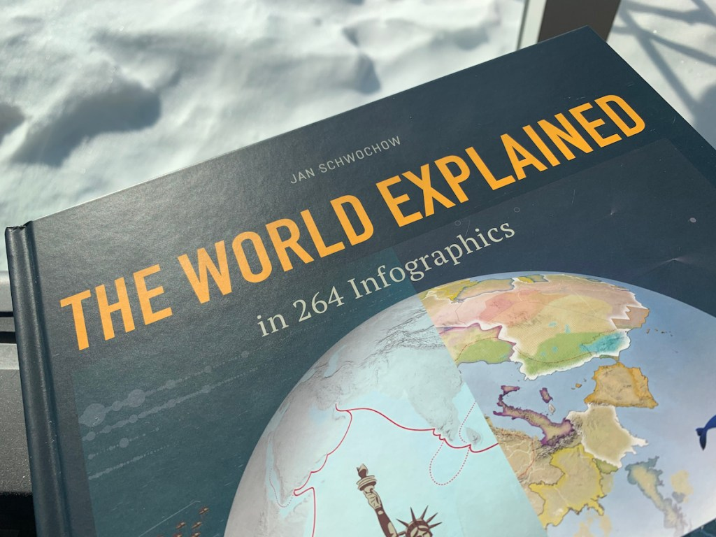 Book Review: Jan Schwochow Explains the World in 264 Infographics