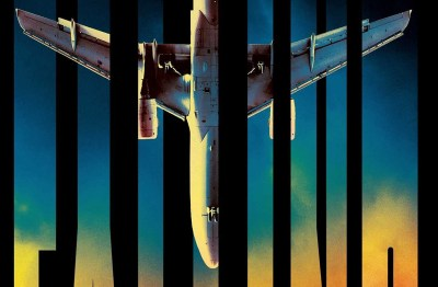 """Audiobook Review: """"Falling"""" Finds Terror In the Skies"""