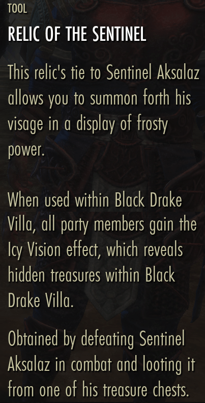 ESO Black Drake Villa Dungeon Guide