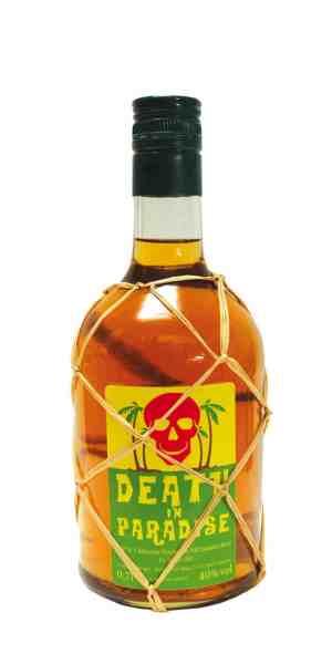 Death In Paradise Rum 11-Jahre-thetankcompany.de