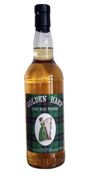 Golden Harp Whisky - Irish-malt-40-Vol.-%- thetankcompany-de