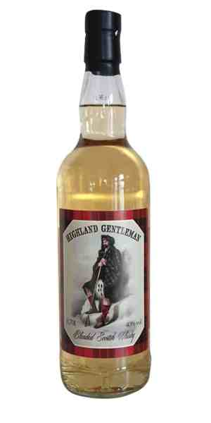 Highland Gentleman -Blended-Scotch-Whisky-40-Vol-%-thetankcompany-de