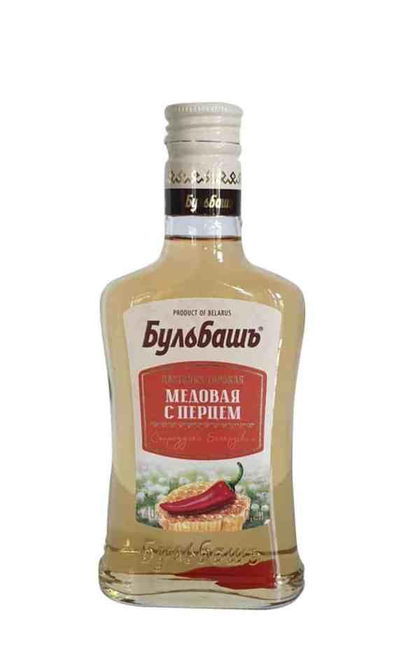 Wodka Bulbash mit Honig & Chili als 0,2 l Mini-Tank