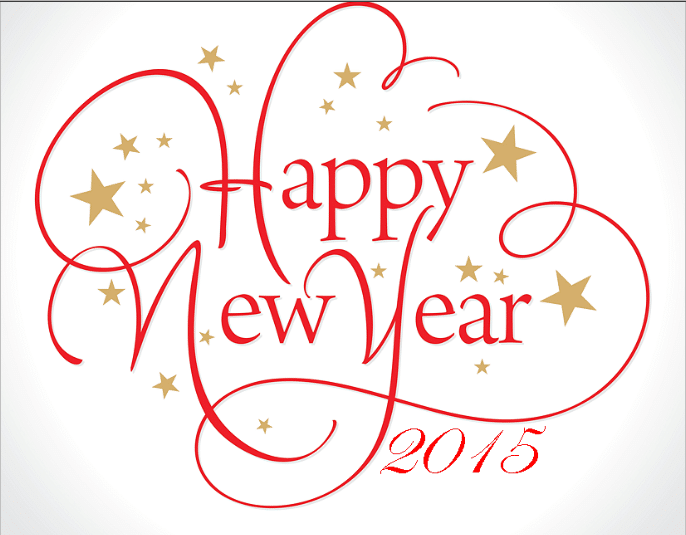 Happy New Year from The Tanning Shop!