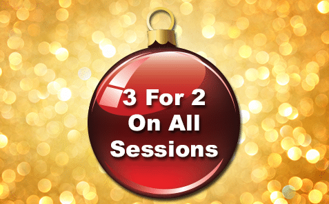 19th – 20th December3 For 2 On All Sessions