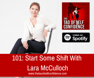 Start Some Shift With Lara McCulloch
