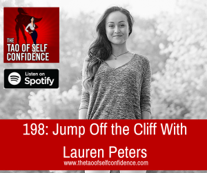 Jump Off the Cliff With Lauren Peters