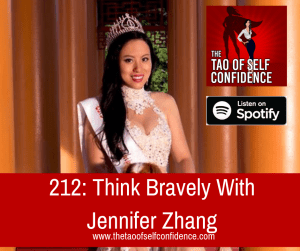 Think Bravely With Jennifer Zhang