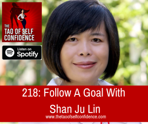 Follow A Goal With Shan Ju Lin