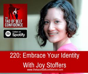 Embrace Your Identity With Joy Stoffers
