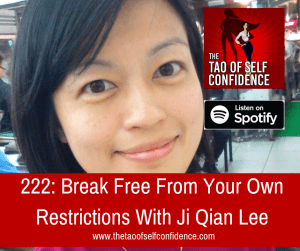Break Free From Your Own Restrictions With Ji Qian Lee