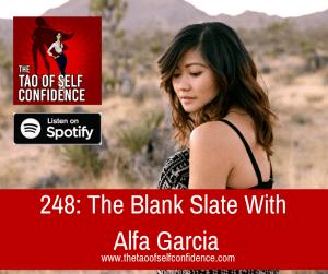 The Blank Slate With Alfa Garcia