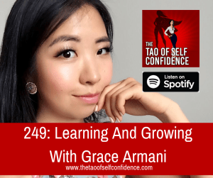 Learning And Growing With Grace Armani
