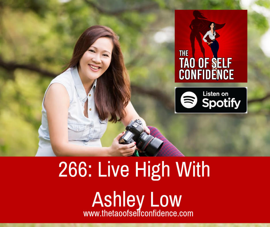 Live High With Ashley Low