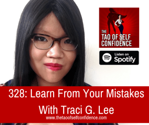 Learn From Your Mistakes With Traci G. Lee