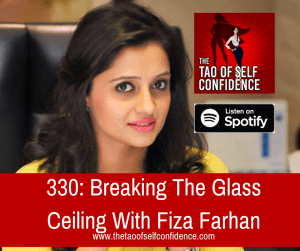 Breaking The Glass Ceiling With Fiza Farhan