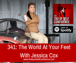 The World At Your Feet With Jessica Cox