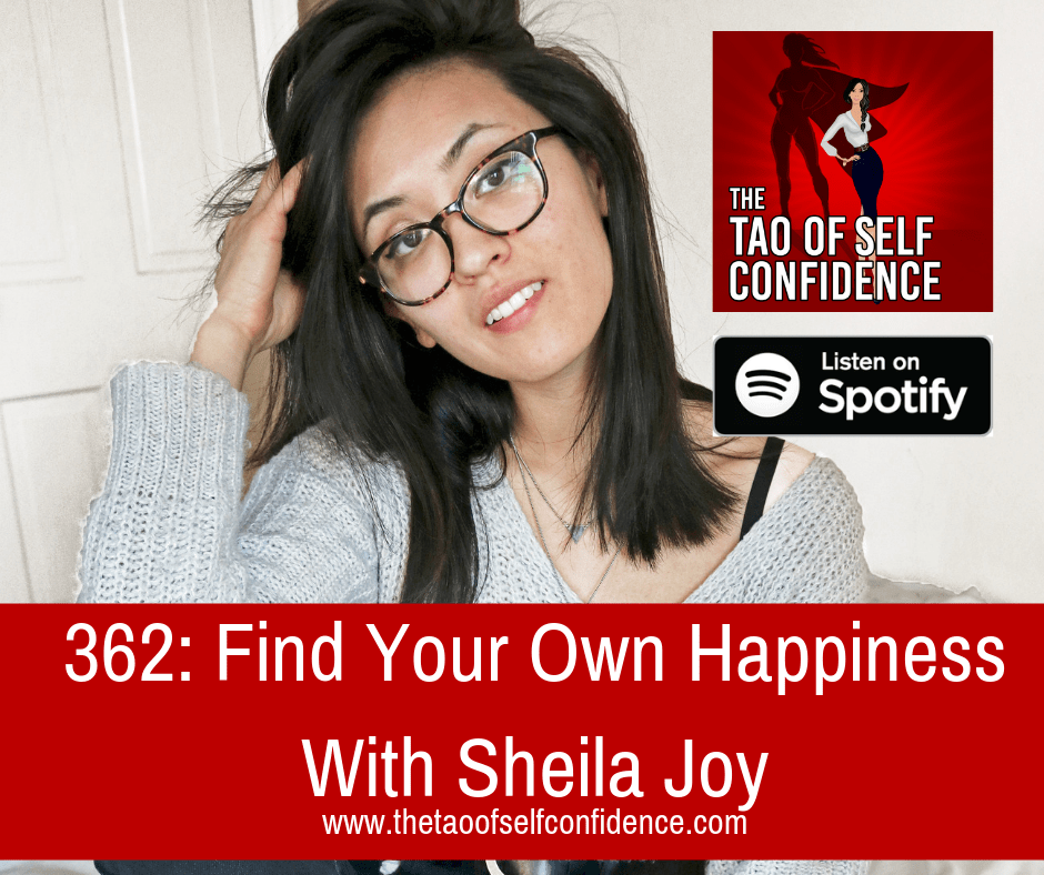 Find Your Own Happiness With Sheila Joy