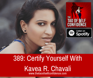 Certify Yourself With Kavea R. Chavali