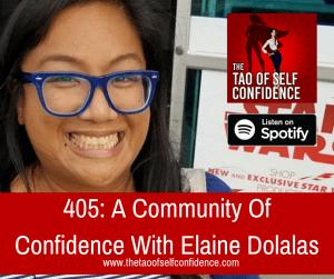A Community Of Confidence With Elaine Dolalas