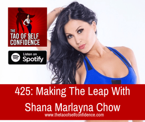 Making The Leap With Shana Marlayna Chow