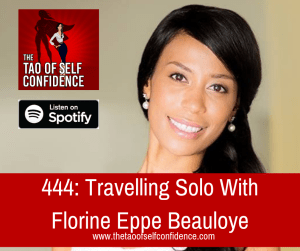 Travelling Solo With Florine Eppe Beauloye